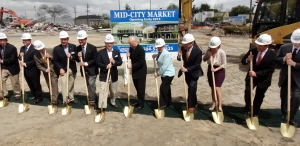 Mid-City Market Groundbreaking
