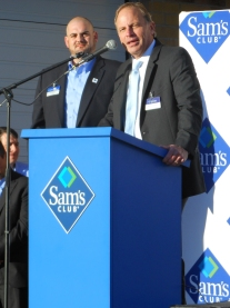 Sam's Club at River Chase - Grand Opening - Marty Mayer