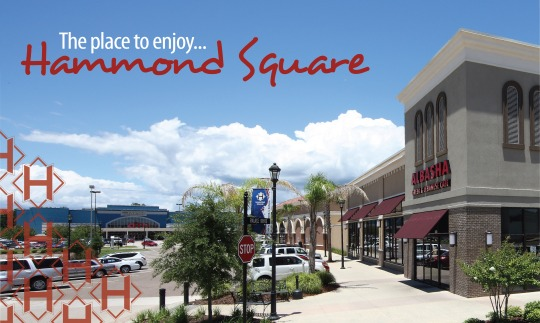 Enjoy Hammond Square