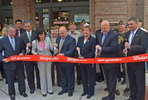 Walgreens Magazine Ribbon Cutting