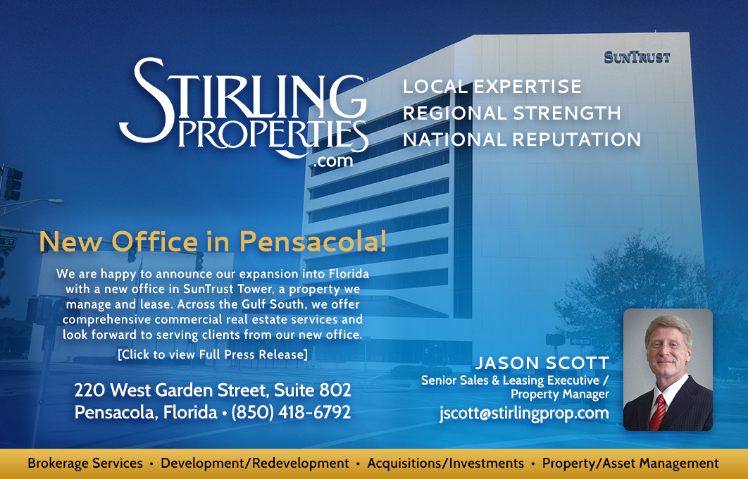 Stirling Properties Pensacola Florida