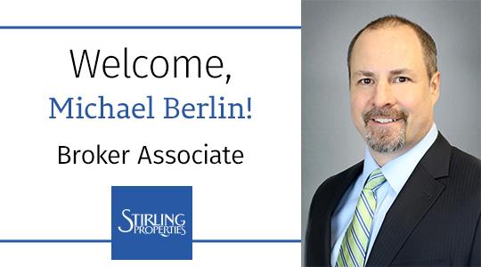 Michael Berlin, Broker Associate
