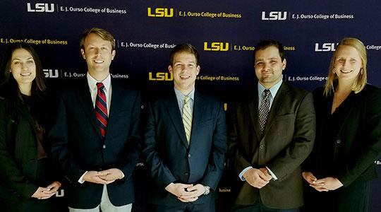 Louisiana State University Argus Winners 2017